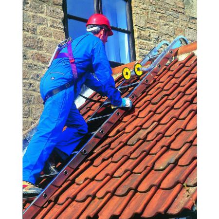 Geeignet für Dachneigungen zwischen 15° und 55°