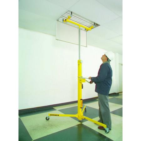 Option: Aufnahme für HLK und Beleuchtungskörper