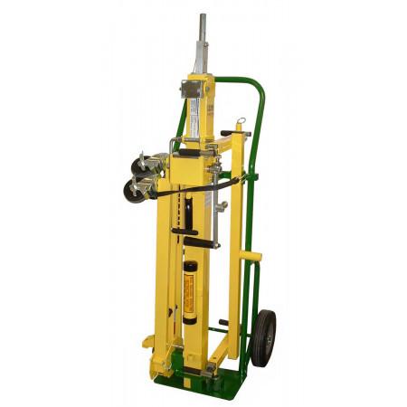 Spezial-Sackkarre für den Transport  des Gipsplattenlifts