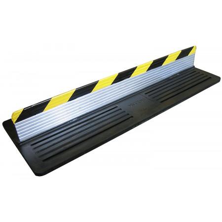 Verhindert zuverlässig das Wegrutschen von Leitern und Platten