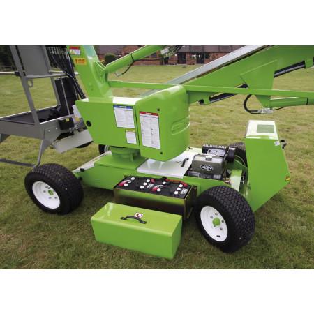Option Doppelenergie: Batterie und Dieselmotor
