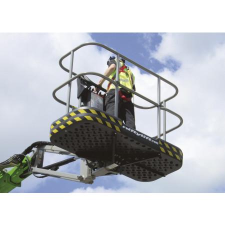 Arbeitskorb mit ToughCage-Technologie von Niftylift