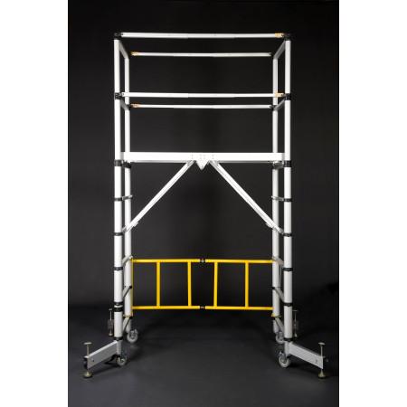 6. Stufe: Plattformhöhe auf 1.75 m