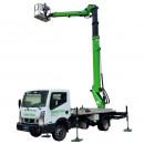 VERSALIFT® VTX-240 mit einer max. Reichhöhe von 24.20 m