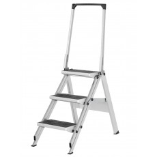 Sicherheitstreppe erhältlich mit 3, 4 oder 5  Stufen