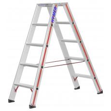 Stufenstehleiter mit 5 Stufen