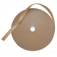 Rolle mit 1000 Meter braunem Papierband