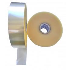Transparentes Filmband 49 mm breit