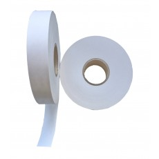 Rolle weisses Papierband 30 mm