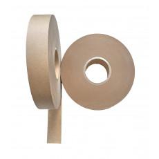 Rolle braunes Papierband 30 mm