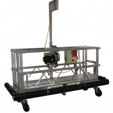 MHG-Korb mit ASTRO Winde Typ 503 / 0.75 HP