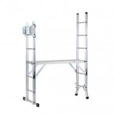 1) Pro-Deck mit Arbeitsplattform (max. Standhöhe: 1.15 m)
