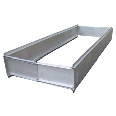 Aluminium Fussleistensatz faltbar