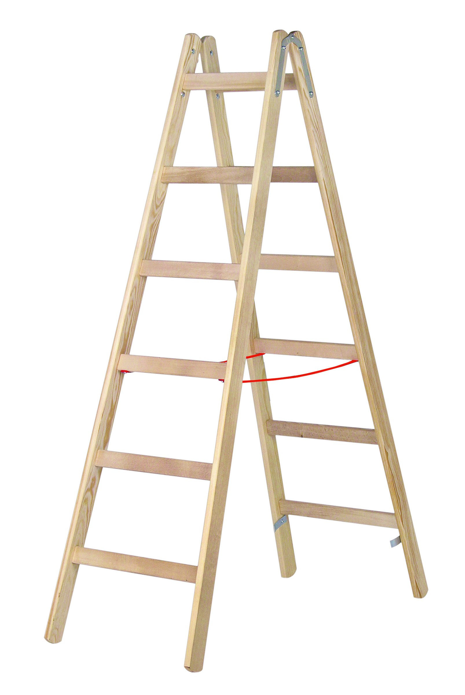 Indupro Ag Wooden Rung Ladder