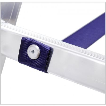 Detail Gurtband aus Perlon