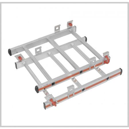 Optionale Erweiterungs-Sets für höheres Stehen