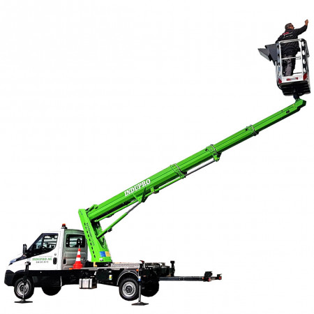 RUTHMANN ECOLINE 230 - LKW-Arbeitsbühne 3.5 Tonnen