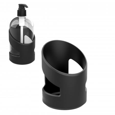 Halterung für Pumpspender (Flasche ist nicht im Lieferumfang enthalten)