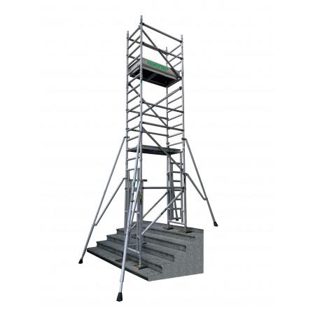 StairMax 700 Alu-Treppengerüst (5 Meter)