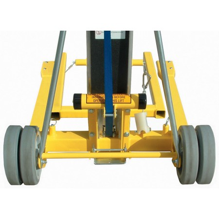 Optional: Zwillingsräder (Ideal bei Verwendung als Handwagen)