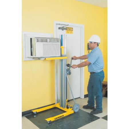 Anwendung: Installation einer Klimaanlage