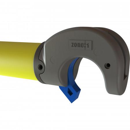 Zone-1 Diagonalstrebe mit blauer Verriegelung
