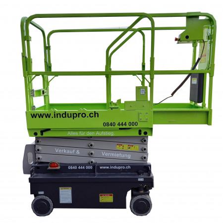 60 cm Plattformverlängerung mit einer Tragkraft von 100 kg