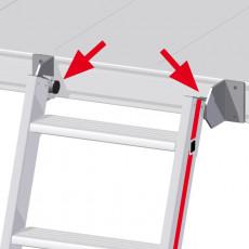 Aufhängungsset für Leitern