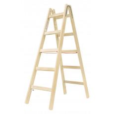 Wooden rung ladder 7-1410