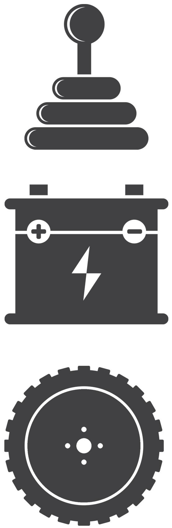 Symbol für Ersatzteile