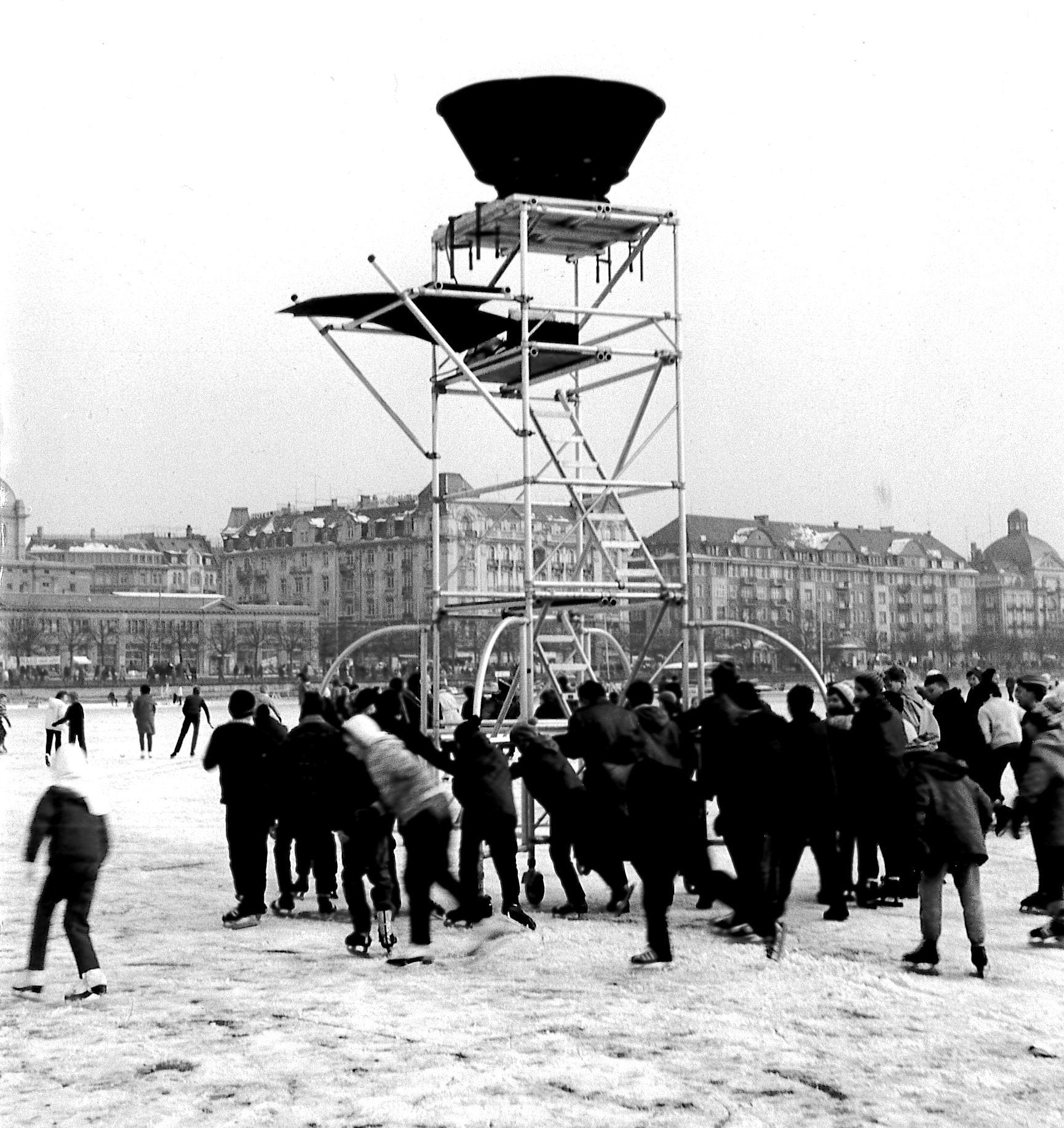 Zürcher Seegfrörni 1963