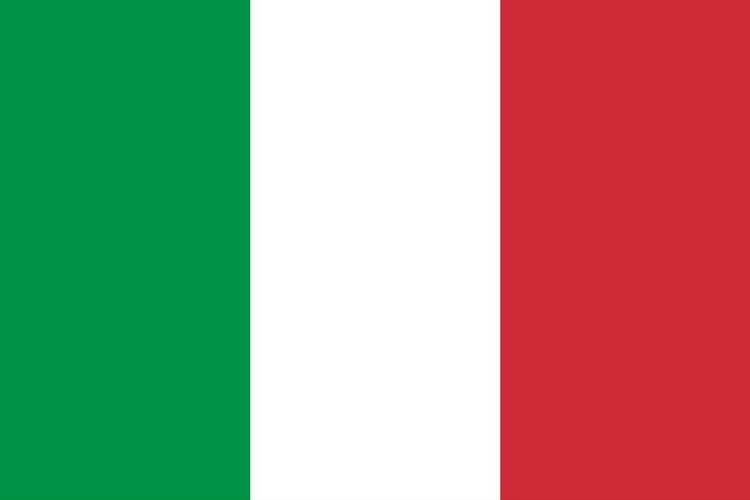Italienische Landesflagge