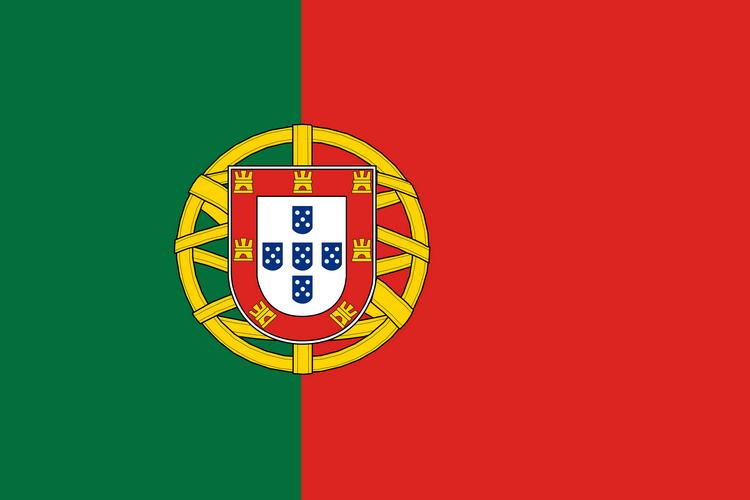 Portugiesische Landesflagge