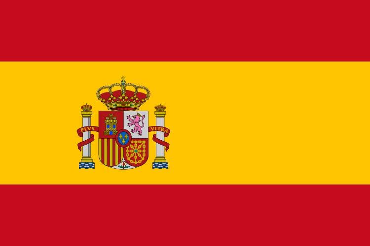 Spanische Landesflagge